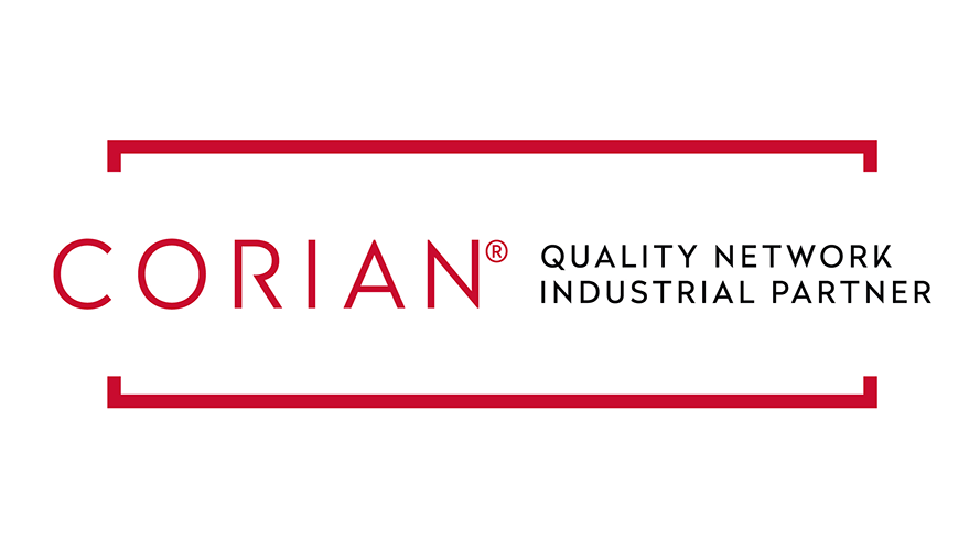 corian quality network industrial partner